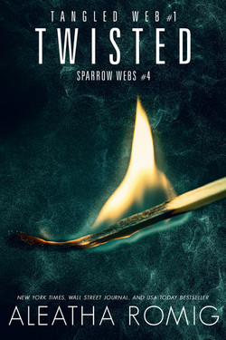 BK1 Twisted E-Book Cover