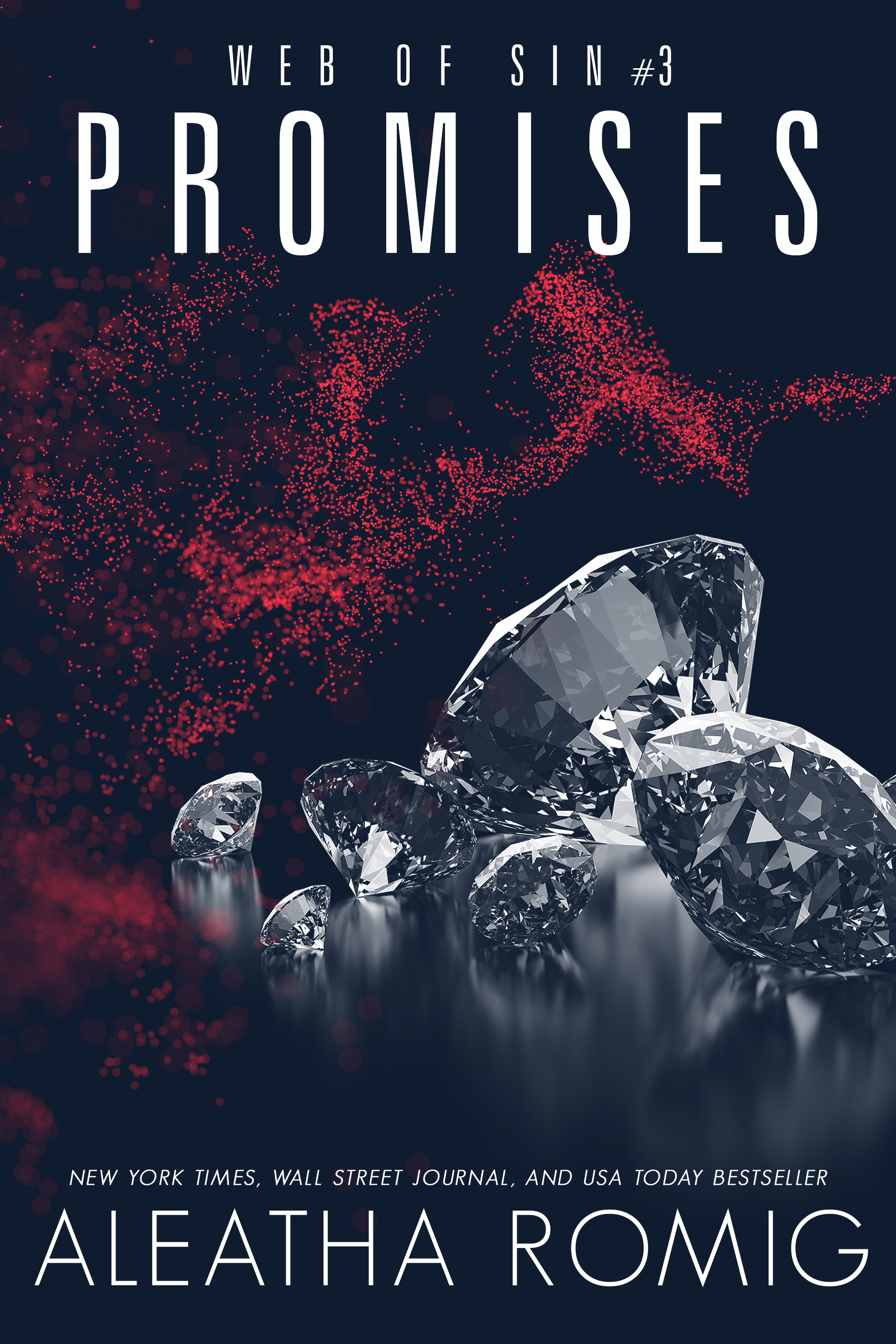BK3 PROMISES E-Book Cover