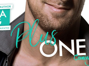 Coming May 16, 2017...PLUS ONE by Aleatha Romig