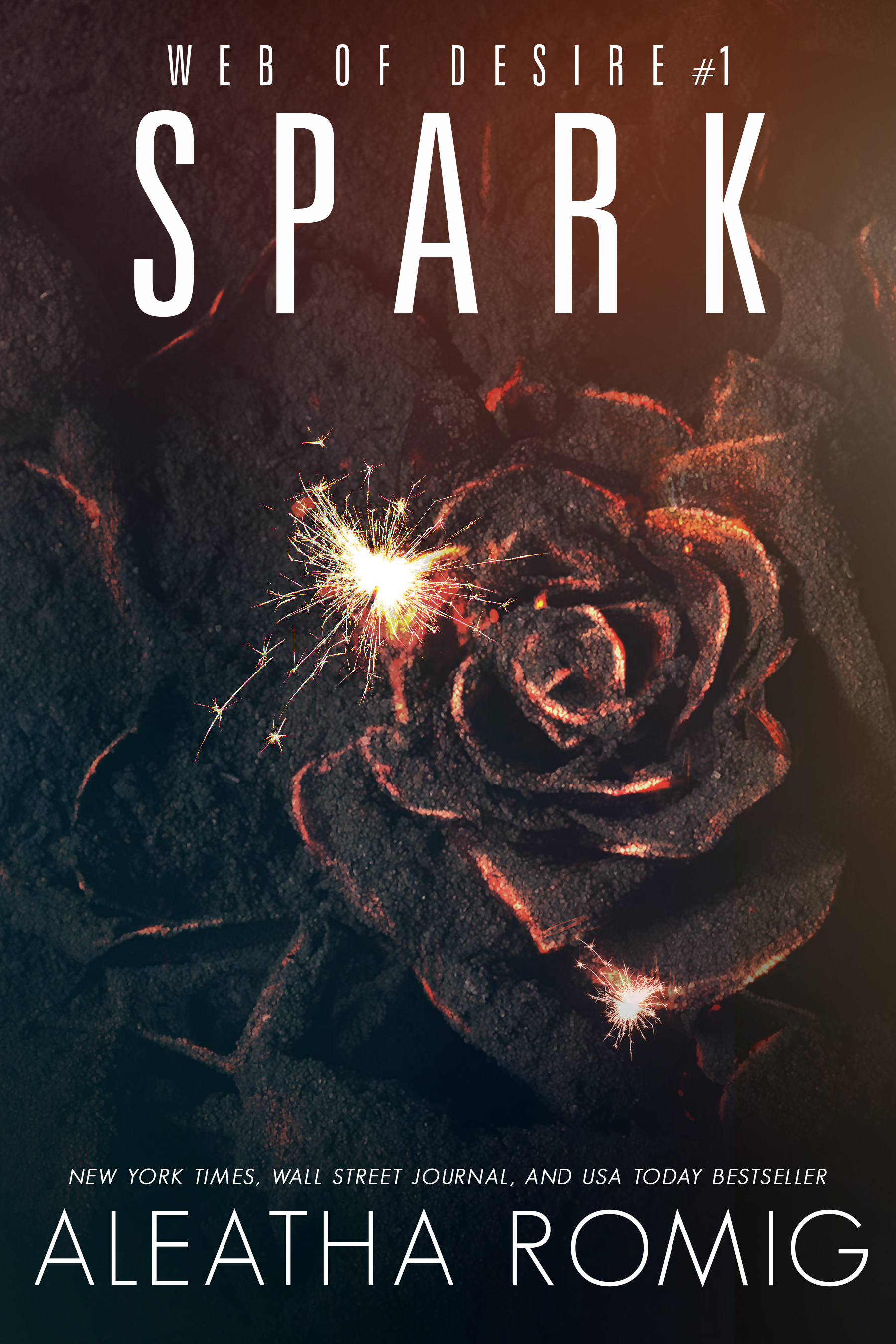 BK1 Spark E-Book Cover