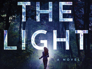 COVER REVEAL to NEW THE LIGHT series