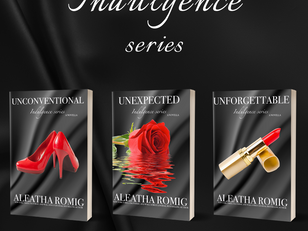 ⭐️⭐️COVER REVEAL - INDULGENCE series⭐️⭐️