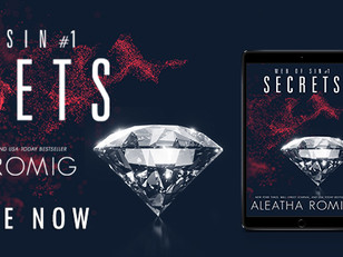 💎💎SECRETS IS NOW LIVE💎💎