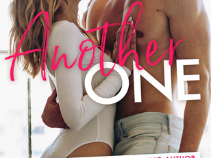 ANOTHER ONE ... Cover Reveal