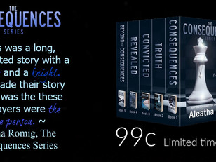 Consequences Box Set #SALE