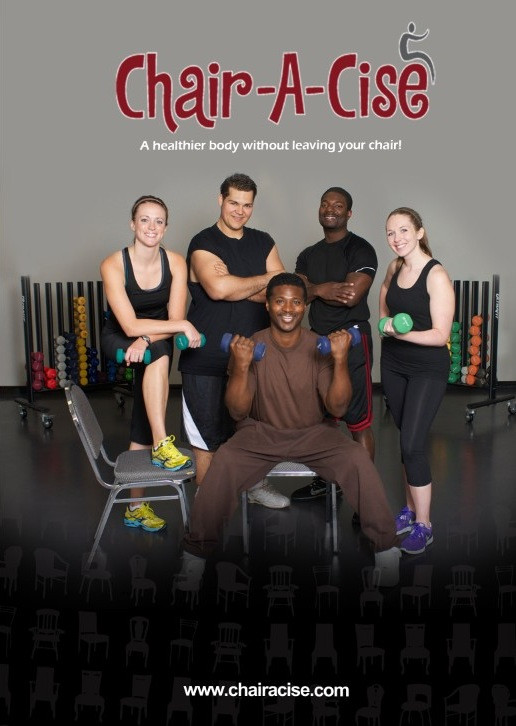 Chair Exercise Weight Loss DVD