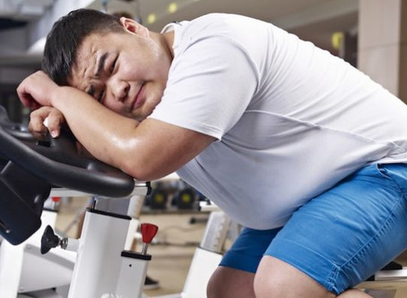 Intimidated by Intense Exercise Programs