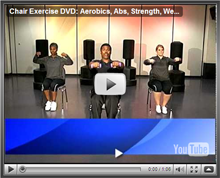 Is the Chair-A-Cise (chair exercise) Weight Loss Program Just for Seniors?