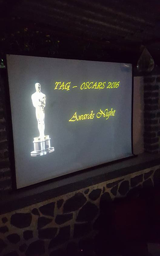 TCS (TAG) oscars night