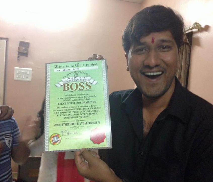 TBH boss