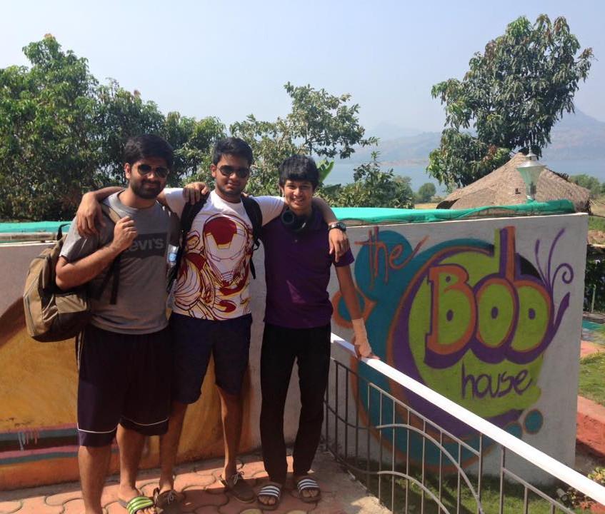 Boys at The Bob House