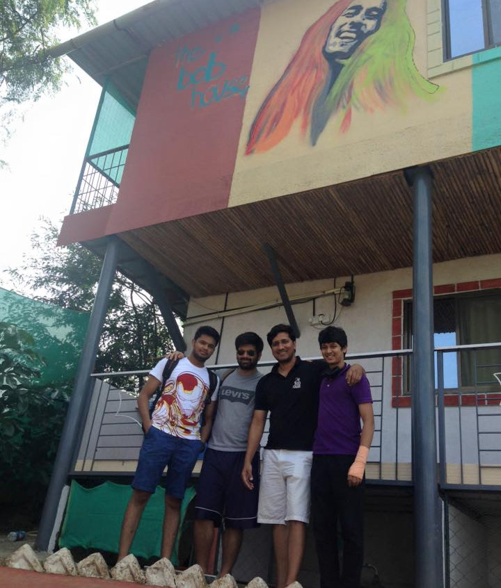 Trip to The Bob House