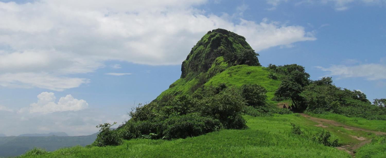 The Bob House, Tikona Fort
