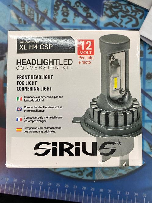 H4 led 12/24 V
