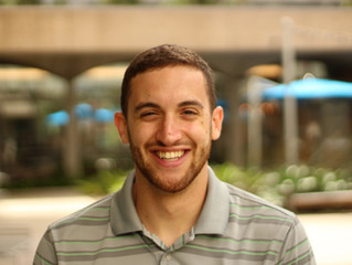 Joe Forzano received NSF honorable mention!