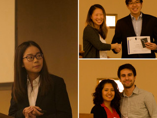 Chan Lab undergrads present their research at the ECI ACS Undergraduate Research Conference!