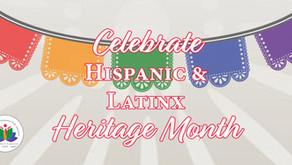 Hispanic / Latinx Heritage Month