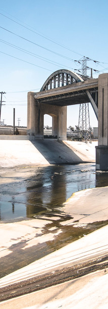 LA River / 6Th St. Bridge