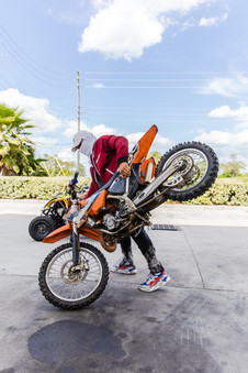 REAL BIKE LIFE ONLY