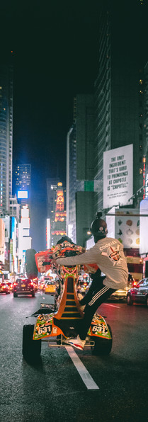 Straightup / Times Square / NYC Bikelife