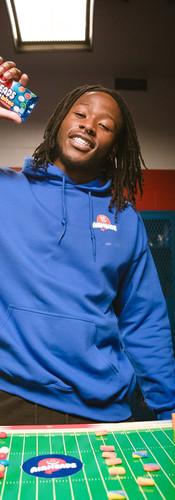 Alvin Kamara / Airheads