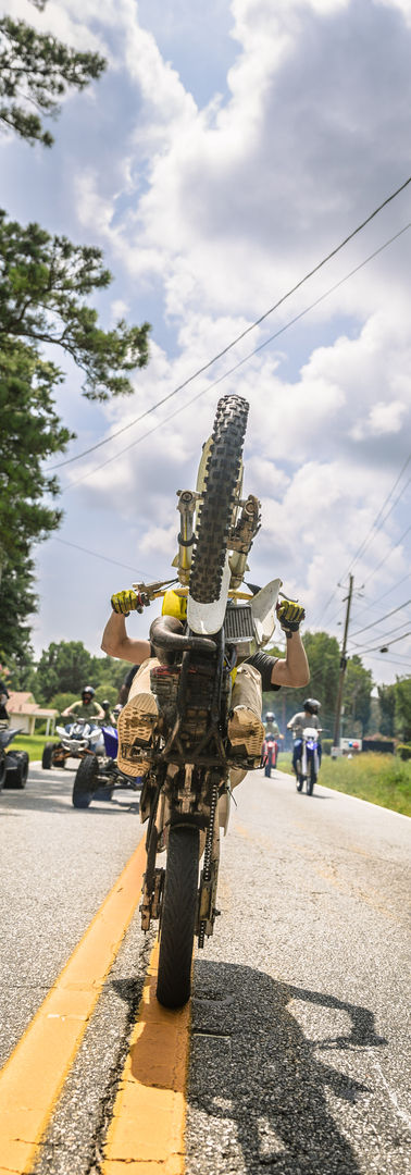 Macon, Ga, First 48 Charity Rideout