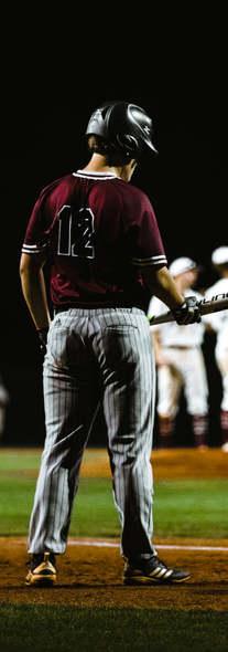 Colby Cox / Woodstock High School Varsity Baseball