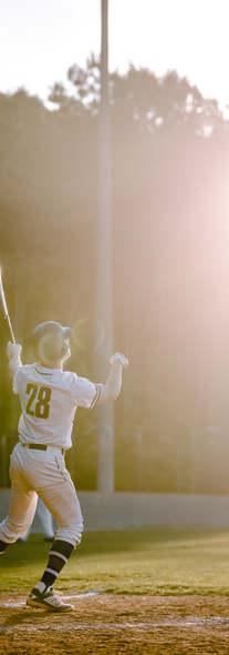Spencer Keefe / Woodstock High School Varsity Baseball