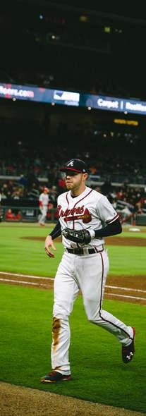 Freedie Freeman / Atlanta Braves