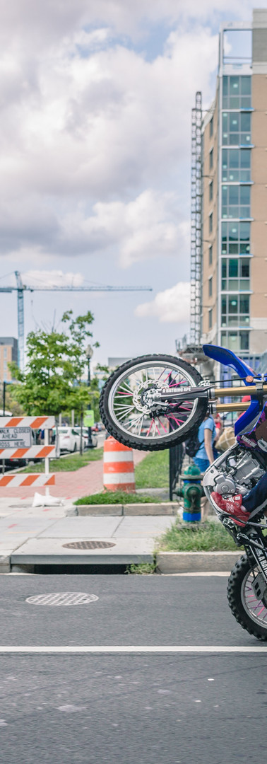 D.C. All Star Rideout 2018