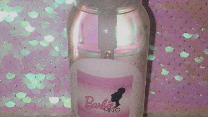 Barbie Lash Cleanser