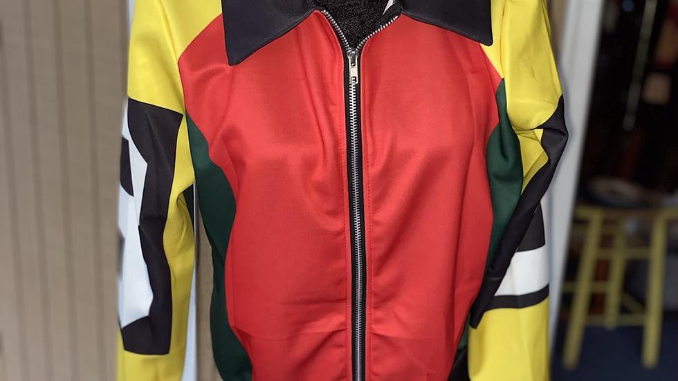 #8 jacket