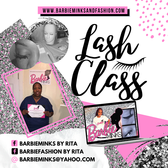 BarbieMinks Lash Class