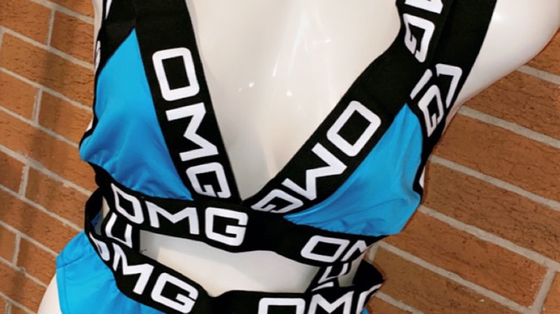 OMG bathing suit