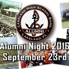 Alumni Night 2016