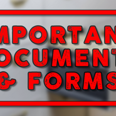 Important Documents & Forms 2021
