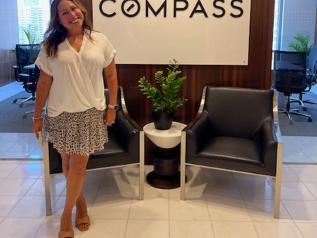 I've joined Compass!