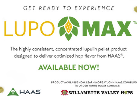 John I. Haas Introduces Latest Innovation LUPOMAX™,Consistent Lupulin Concentrated Pellet