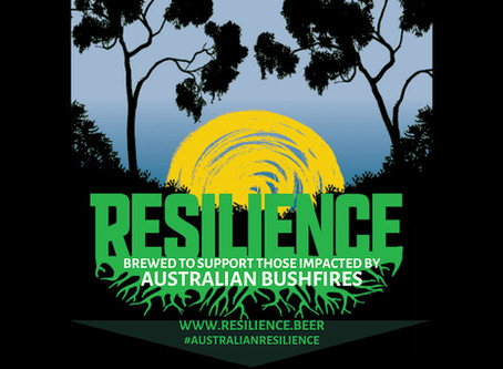 Resilience Beer for Australian Bushfire Relief