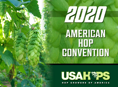 The 2020 American Hop Convention Comes to the Rose City.