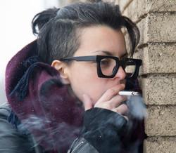 Violette Cigarrette