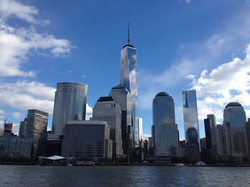 Skyline from Boat