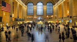 Grand Central in movement