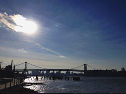 Brooklyn Bridge First Sight