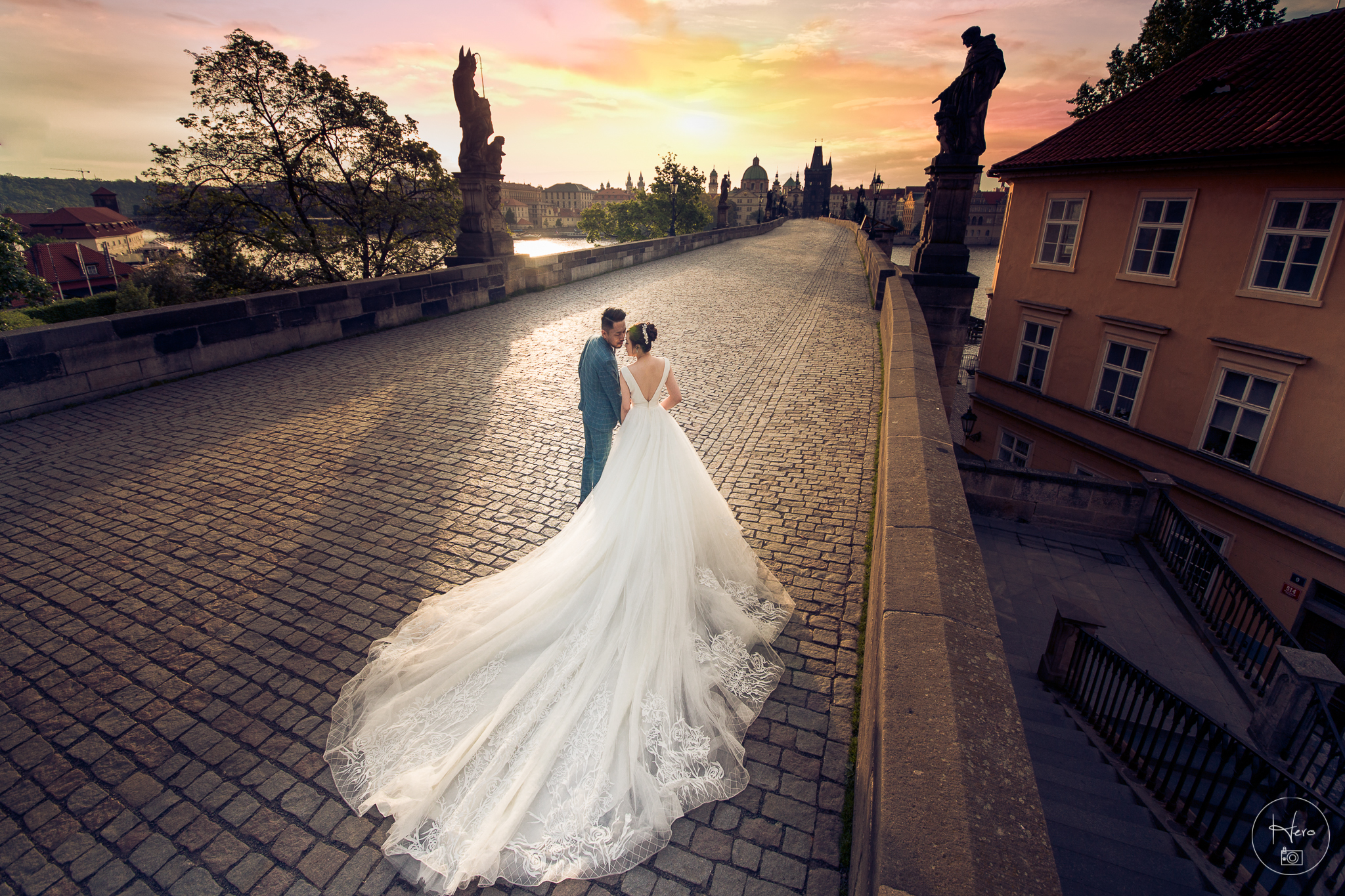 海外婚紗-布拉格 (1)