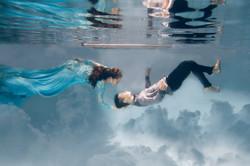 水中婚紗 (4)