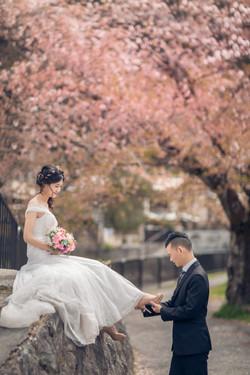 海外婚紗-京都 (2)