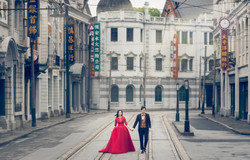 海外婚紗-上海 (1)