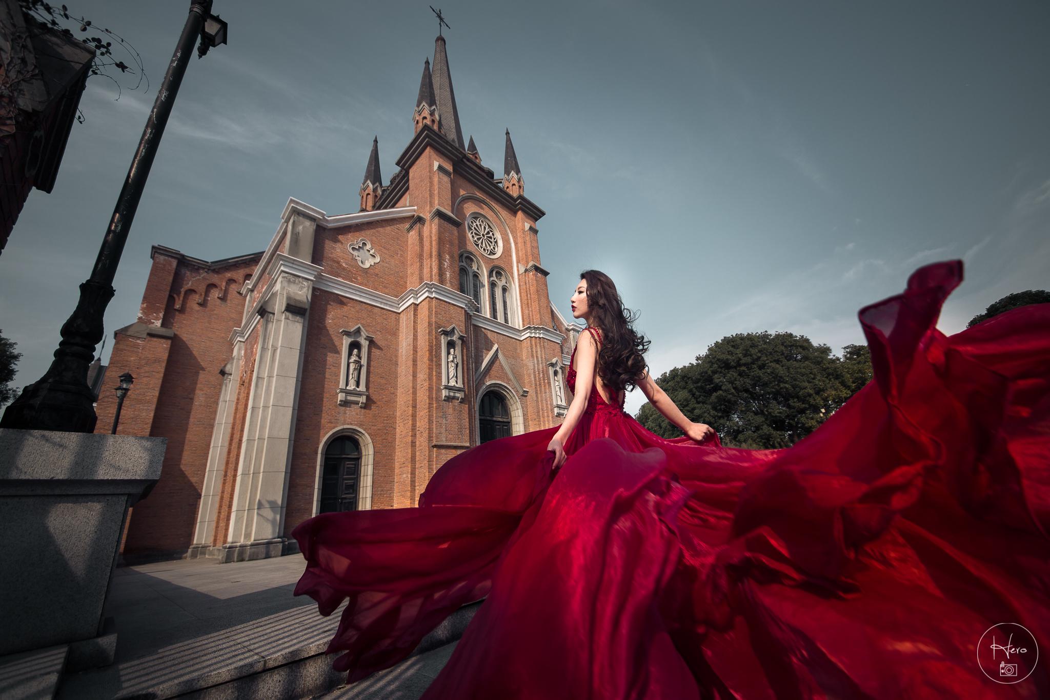 海外婚紗-上海 (12)