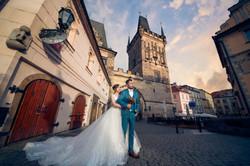 海外婚紗-布拉格 (2)